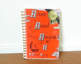 River Road Recipes II cookbook by the Junior League of Baton Rouge, LA