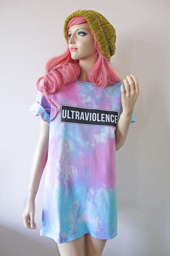 Ultraviolence Tie Dye T-Shirt hipster tumblr cute gift