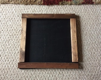 Farmhouse chalkboard 16 x 16