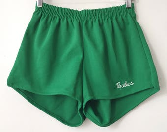Legit Babes Custom Russell Short Shorts Size Large