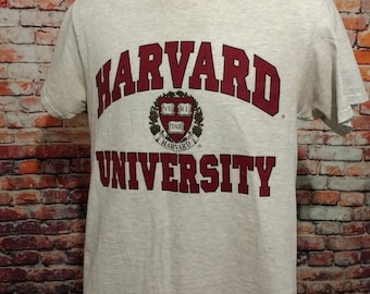 Vintage Harvard T-SHIRT