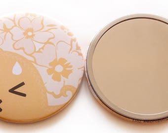 Pocket mirror original vanilla