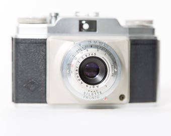 Agfa Silette Pronto 35mm Film Viewfinder Camera 1950s