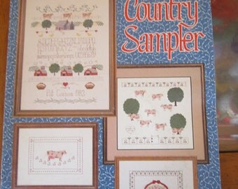 My Country Sampler