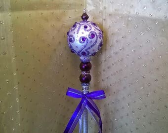 Purple Fairy Princess Wand