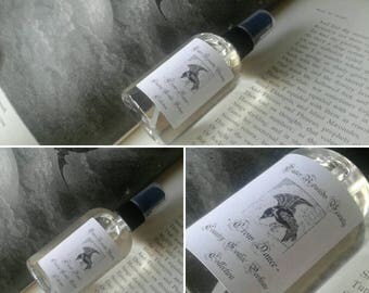 Crow Dance - Country Gothic Vegan Perfume Collection - Witch Gothic Goth - All Natural Handmade