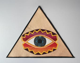 Made to Order Geo Eye Patch