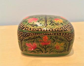 Bohemian/India Trinket Box
