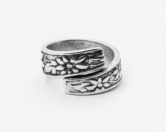 Faith Spoon Ring