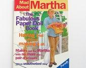 Mad About Martha parody magazine, paper doll book, humor magazine