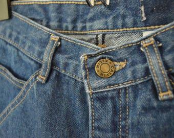 """Vintage Calvin Klein High Waist Jeans 27"""""""