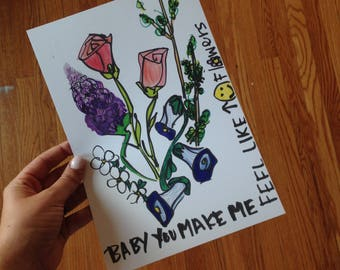 Baby You Make Me Feel Like