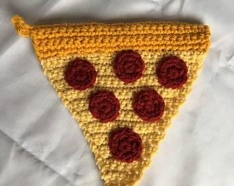 Pizza Slice Hotpad