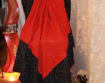 Khantha , Khatha , Hand Stitches  light Blanket