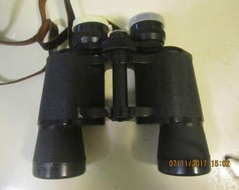 Tasco Binoculars Vintage w/Case
