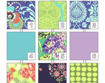 Changing Pad Cover ... { Love } Amy Butler - Soul Palette
