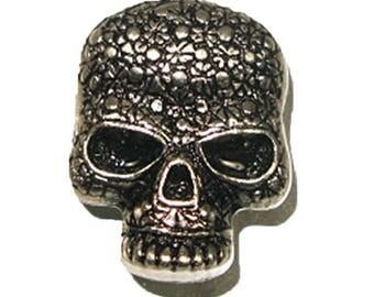 "Sugar Skull Floral Concho .75"" (19mm) 30440-66"