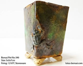 Bonsai Spider Pot No 390