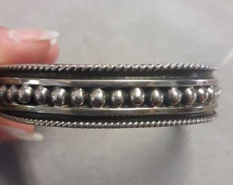 Sterling Silver 925 Cuff Bracelet