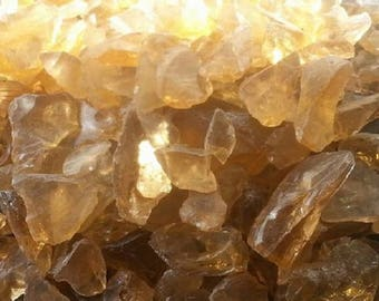500g Large Glass Chippings 10-30mm Home Garden Weddings POSTAGE INCLUDED