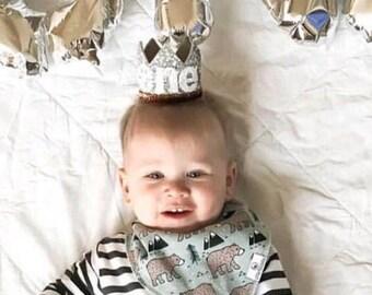 Winter Onederland || First Birthday Outfit Boy || Winter Wonderland Party || First Birthday Boy Outfit || Snowflake First Birthday Hat
