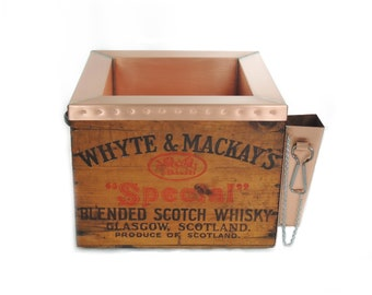 Whyte & Mackay's Special Scotch Whiskey Custom Copper Cooler