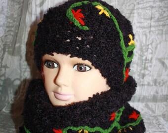 headband and neck very warm