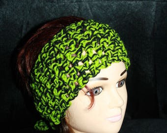 very practical wool headband
