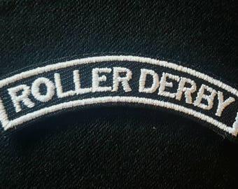 Roller Derby Patch