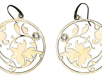 Flower Romance Earrings