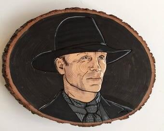 Man in Black - Westworld