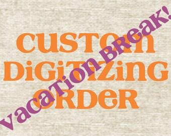 Custom Digitizing Services