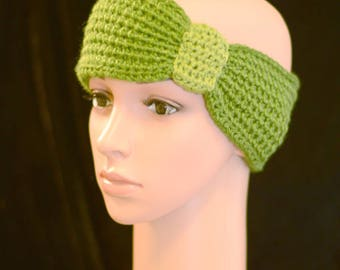 Buttons 'n Bows Reversible Earwarmer