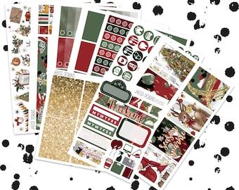 Sparkle // Weekly Planner Sticker Kit
