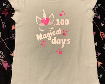 100th Day of School... 100th Day Shirt...
