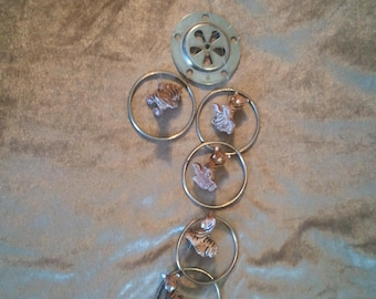 Tiger Wind Chime or Mobile