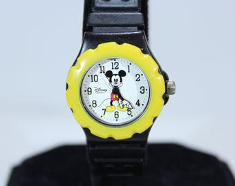 Disney Time Works Mickey Mouse Quartz Watch