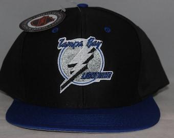 Vintage Deadstock Tampa Bay Lightning NHL Snapback Hat