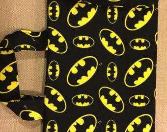 Travel size felt Board - Batman Bat-signal