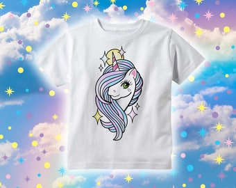 Sassy Unicorn - Kids Tee