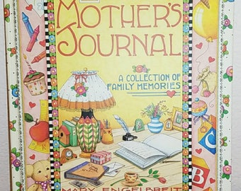 Vintage Mothers Journal,  Mary Engelbreit, hardback