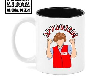 Target Lady- SNL inspired funny coffee mug