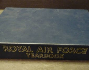 Royal Airforce Year Books in bound notebook- 1975- 1980- including Diamond Jubilee 1978