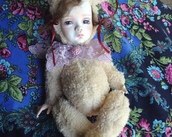 ООАК Teddy Doll Bunny