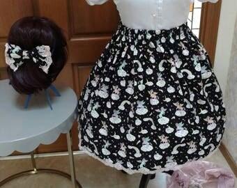 Pegasus Lolita Skirt multi-size
