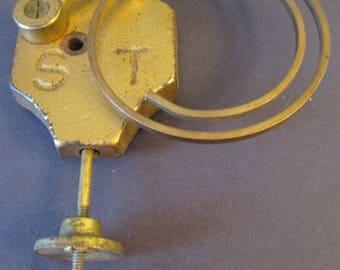 Old Seth Thomas Mantel Clock Gong Assembly