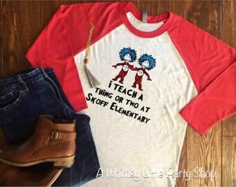 Dr Seuss Shirts Etsy