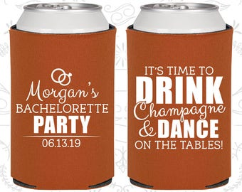 Its time to drink champagne and dance on the tables, Printed Bachelorette Gift ideas, Bachelorette Gift (60154)