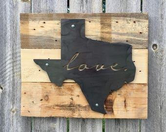 Texas Metal Love