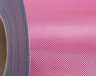 Embossed Pink Metallic 20 inches Heat Transfer Vinyl Film By The Yard